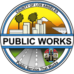 County of LA Public Works (logo)