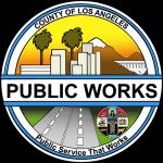 County of LA Public Works (logo)